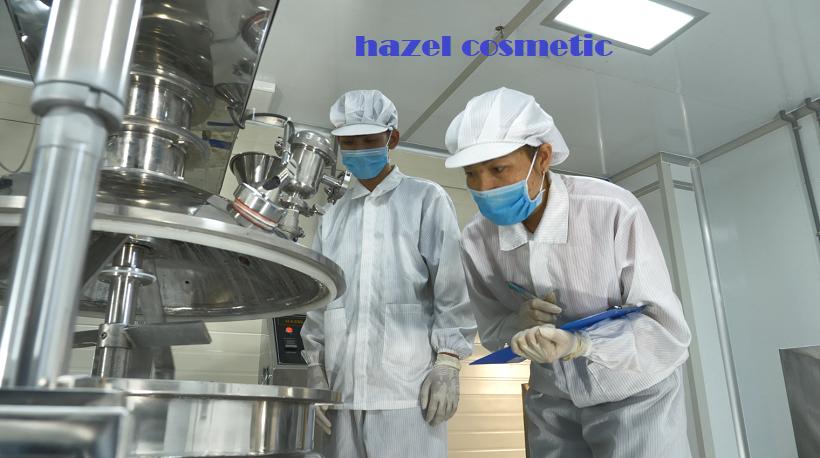Nhà máy sản xuất mỹ phẩm chuẩn GMP