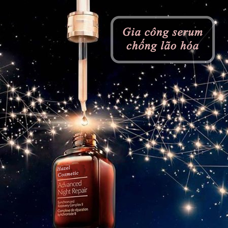 gia cong my pham serum